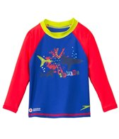 Speedo Boys' UV Long Sleeve Sun Shirt