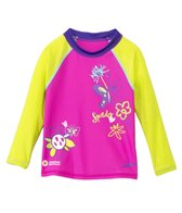 Speedo Girls' UV Long Sleeve Sun Shirt
