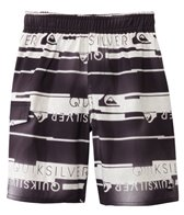 Quiksilver Boys' Wordmark Volley Short (4yrs-7yrs)