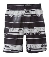 Quiksilver Boys' Wordmark Volley Short (2T-4T)