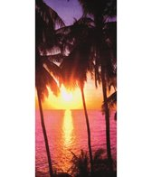 dohler USA New Sunset Beach Towel 30 x 60