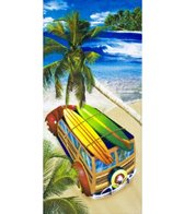 dohler USA Surf Trip Beach Towel 30 x 60