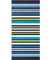 dohler USA Stripes Horizontal Beach Towel 34 x 64