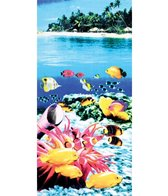 dohler USA Tropical Island Beach Towel 30 x 60