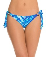 Swim Systems Atlantic Plaid Ring Tie Side Bottom