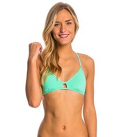 Eidon Madison Solid Triangle Top