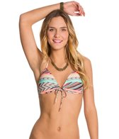 Eidon Getaway Summer Triangle Bikini Top