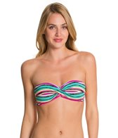 Oakley Women's Infinite Stripe Twisted Bandeau