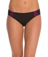 Betsey Johnson Animal Attraction Mesh Hipster Bottom