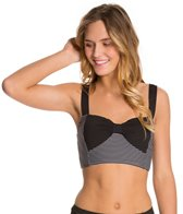 Betsey Johnson Love Always Novelty Bra Top