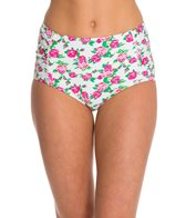 Betsey Johnson Garden Rose Hi-Waist Bottom