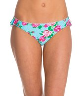 Betsey Johnson Garden Rose Hipster Bottom