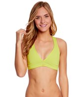 Roxy Optic Nature Binded Tiki Triangle Bikini Top