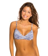 Roxy Road Less Traveled Athletic Bra Bikini Top