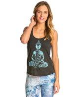 Jala Clothing Buddha Tri-Blend Tank