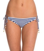 BCBGeneration All Aboard Feeling Fine Tie Side Bikini Bottom