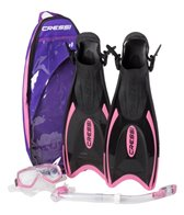 Cressi Palau Bag Snorkle Set