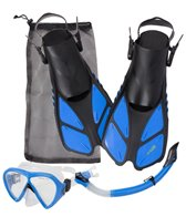 Cressi Bonete Bag Snorkle Set