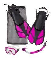 Cressi Bonete Bag Snorkel Set