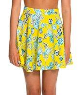 MINKPINK Citrus Floral Skirt