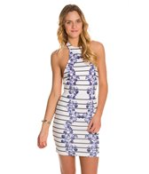 MINKPINK Feast Of Love Dress