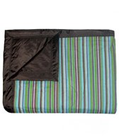 Tuffo Earth Stripe Beach Blanket