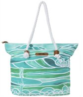 Rip Curl Heather Brown Surf Trip Beach Bag