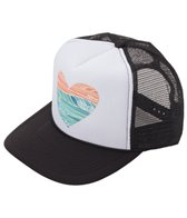 Rip Curl Heather Brown Surf Trip Trucker Hat