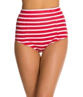 Kingdom & State Bombshell Striped High Waisted Bottom