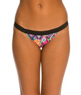 Beach Bunny Strawberry Fields Basic Bikini Bottom