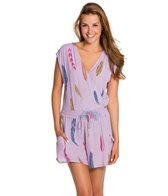 Lucy Love Birds Of A Feather Cybal Romper