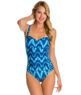 La Blanca Desert Mirage OTS Sweetheart One Piece