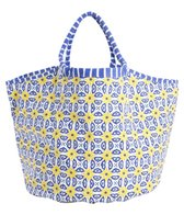 Cabana Life Sunburst Canvas Bag