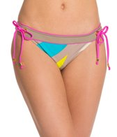 Trina Turk The New Pop Wave Banded Hipster Bottom