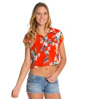 Billabong Waves Du Jour Crop Top