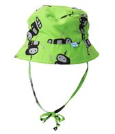 iPlay Boys' Robot Mod Bucket Sun Protection Hat (0mos-4yrs)