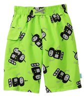 iPlay Boys' Robot Mod Ultimate Swim Diaper Pocket Trunks (3mo-4yrs)