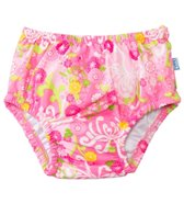 iPlay Girls' Garden Mix 'N Match Ultimate Ruffle Snap Swim Diaper (3mos-3yr)