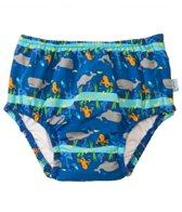 iPlay Boys' Shipwreck Mix 'N Match Ultimate Snap Swim Diaper (3mos-4yrs)