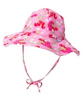 iPlay Girls' Berries Classics Brim Sun Protection Hat (0mos-4yrs)