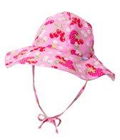 iPlay Girls' Berries Classics Brim Sun Protection Hat (0mos-4yrs)