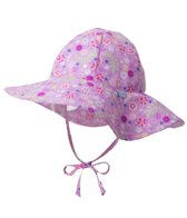 iPlay Girls' Wildflower Classics Brim Sun Protection Hat (0mos-4yrs)