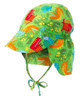 iPlay Boys' Jurassic Classics Flap Sun Protection Hat (0mos-4yrs)