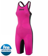 Arena Powerskin Carbon Air Full Body Short Leg Open Back Tech Suit