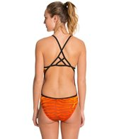 Slix Australia Tigger Minx Women's One Piece Swimsuit