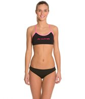 Slix Australia Rio Women's X-Over Back Swimsuit Set