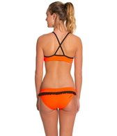Slix Australia Cha-Cha Women's X-Over Back Swimsuit Set