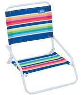 Rio Brands 1-Position Mid Height Beach Chair