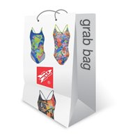 Rocket Science Sports Printed One Piece Swimsuit Grab Bag