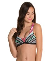 Rip Curl Mirage Odyssey Reversible Triangle Bikini Top